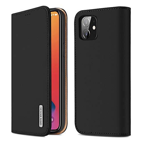 【WISH Series 高級牛革】iPhone 12 mini ケース 手帳型 本革 アイフォン 12 mini カバー 全面保護 磁石付き カード入れ スタンド機能 耐衝撃 耐摩擦 人気 おしゃれ ギフトボックス付き ワイヤレス充電に対応(iPhone