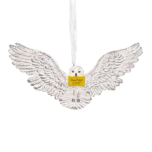 Hallmark Harry Potter Hedwig with Letter Christmas Ornament