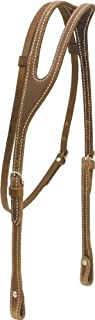Billy Cook Saddlery Shaped Ear Headstall - Harness - Horse