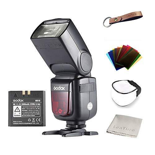 Godox Flash Speedlite Ving V860II-S 2.4G HSS 1/8000 TTL Li-on Battery V860II para câmera Sony A7 A7R A7S A7II A7RII A58 A99 A6000 A6300
