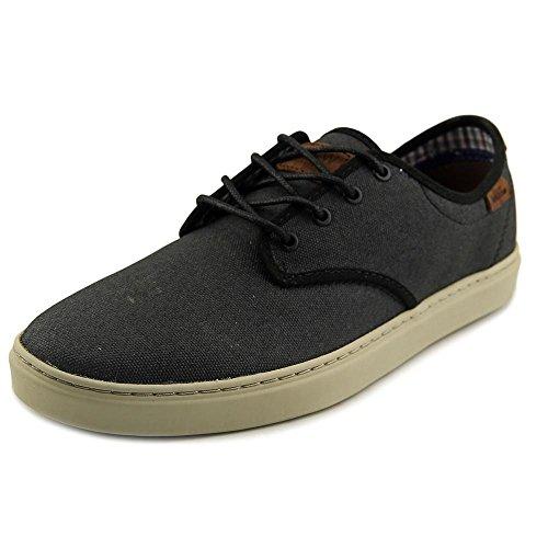 Vans Ludlow - Sneaker alla caviglia, da uomo, Nero (Nero ), 24 EU