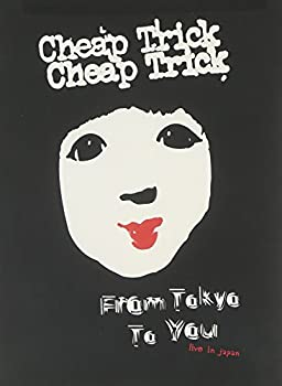 DVD Cheap Trick: Live In Japan Book