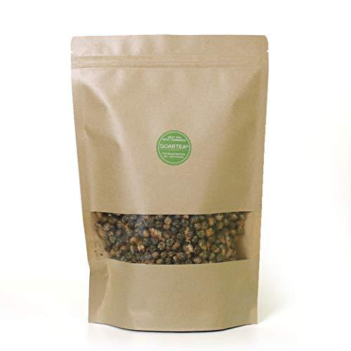 GOARTEA® 250g (8.8 Oz) Premium Golden Fetal Chrysanthemum Buds Flower Floral Dried Herbal Natural Health Chinese Tea