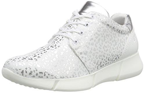 Rohde Lucca, Damen Sneakers, Weiß (Offwhite 01), 39 EU
