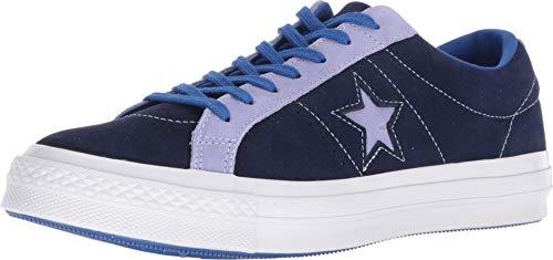 Converse Unisex-Erwachsene Lifestyle One Star Ox Sneakers, Mehrfarbig (Eclipse/Twilight Pulse 426), 46 EU