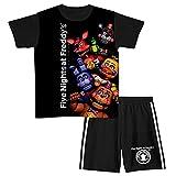 FN-aF - Juego de 2 pantalones cortos para niños, diseño de...