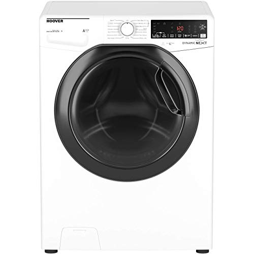 Hoover DWOAD610AHF7 Freestanding Dynamic Next Washing Machine, WiFi Connected, 10kg Load, 1600rpm,...