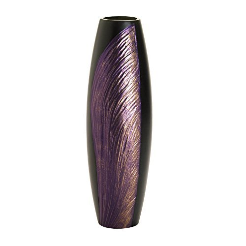 Home Locomotion Orchid Wing Decorative Vase by Home Locomotion