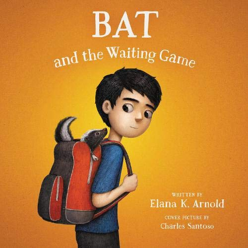 Couverture de Bat and the Waiting Game
