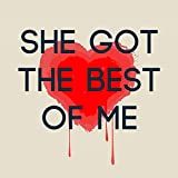 She Got The Best Of Me (Instrumental)