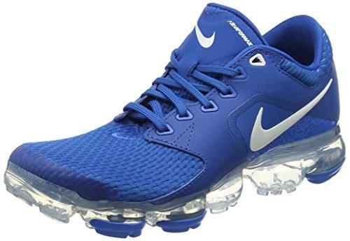 Nike Air Vapormax (GS), Scarpe da Running Bambino, Blu (Military Blue/Sail/Photo Blue 402), 40 EU