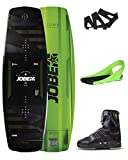 Jobe Knox Premium 143 und Drift Bindungen Set, Wakeboard. Uomo, Multicolore, 10