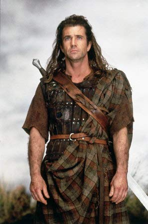 Import Posters Braveheart – Mel Gibson – U.S Movie Wall Poster Print – 30CM X 43CM