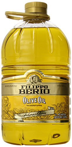 Filippo Berio Olive Oil, 169 Fluid Ounce