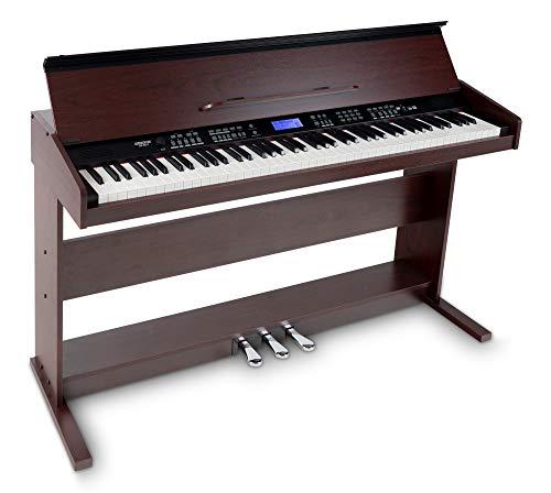 FunKey DP-88 II Pianoforte digitale marrone