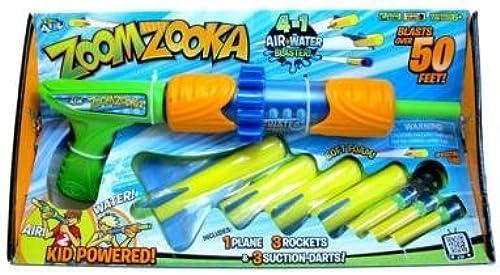 Entrega directa y rápida de fábrica ZoomZooka ZoomZooka ZoomZooka by Zing Toys  punto de venta
