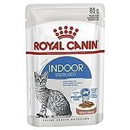 ROYAL CANIN Sterilised Indoor in Gravy - 12 x 85 grams
