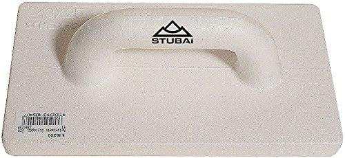 Stubai 436201 Reibebrett Styropor, Profi 130x270 Medium