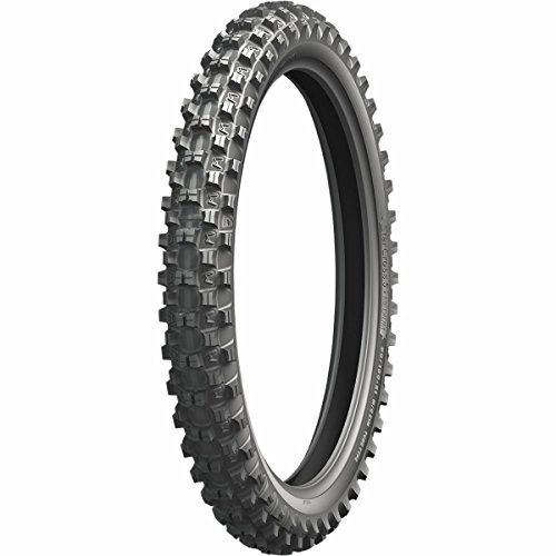 MICHELIN StarCross 5 Medium- Best Dirt Bike Front Tire for Woods Riding