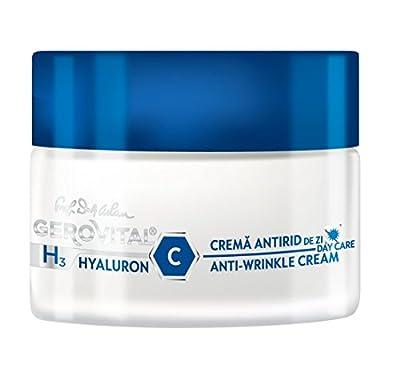 Day Cream Anti-Wrinkle–Gerovital H3Hyaluron C from Farmec Sa