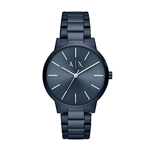 Catálogo de Reloj Armani Exchange Azul los 5 mejores. 2