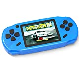 Bornkid 16 Bit Handheld Game Console for Kids and Adults with Built in