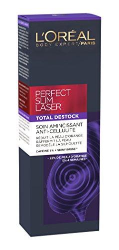 L'Oréal Paris Body Expert - Perfect Slim Gel Amincissant Anti-cellulite et Peau d'Orange à la Caféine 125 ml