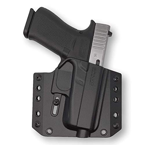 Holster for Glock 43X, 43 - OWB Holster for Concealed Carry...
