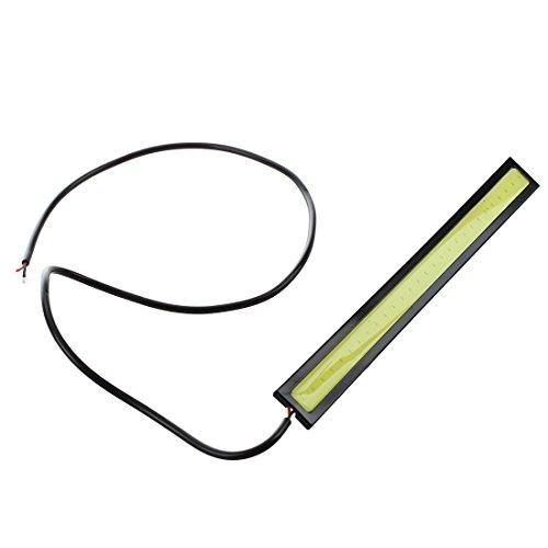 LilyJudy 2 x 5W Bombilla de luz LED 12V Luz Diurna para el Coche
