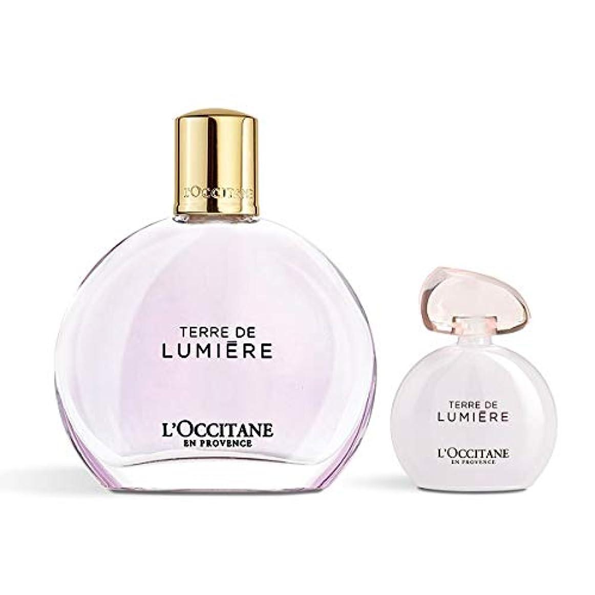 テレックス化合物場合ロクシタン(L'OCCITANE) テール ド ルミエール フレグランスヘアミストスペシャル