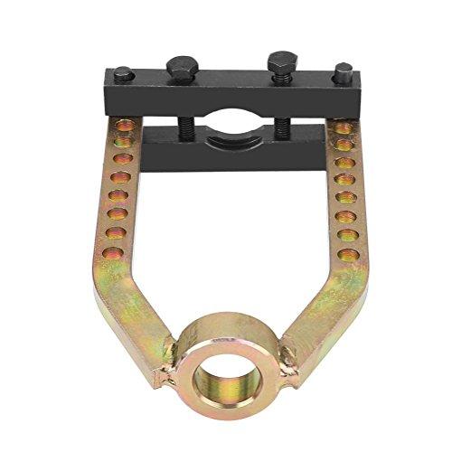 Juego de herramientas de transmisión de separador de eje de transmisión universal con 9 agujeros para extractor de juntas CV, separador de pelotas, separador, totalmente ajustable