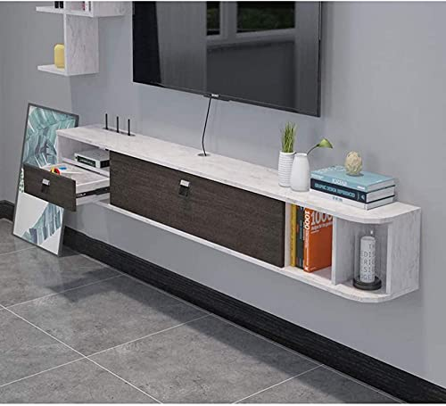 Home Furnishings Floating shelf Wall Mount TV Cabinet TV Stand TV Unit...
