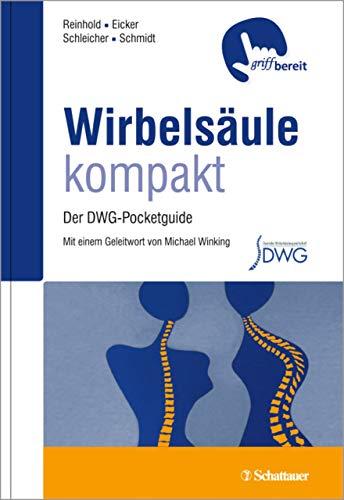 Wirbelsäule kompakt: Der DWG-Pocketguide - griffbereit (German Edition)