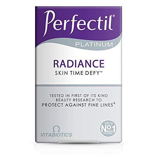Vitabiotics Perfectil Platinum Skin Radiance 60 Tablets