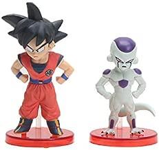 10-21cm (3.9-8.3 inch) - Super Saiyan Goku VS Freeza PVC Figure (9)