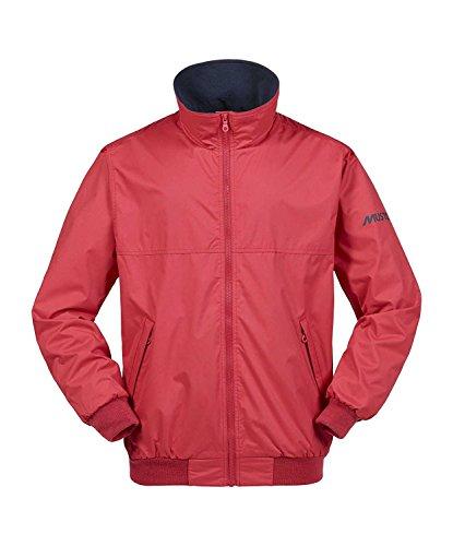 Musto Herren Snug Blouson Mantel Jacke - True Red True Navy - Atmungsaktiv