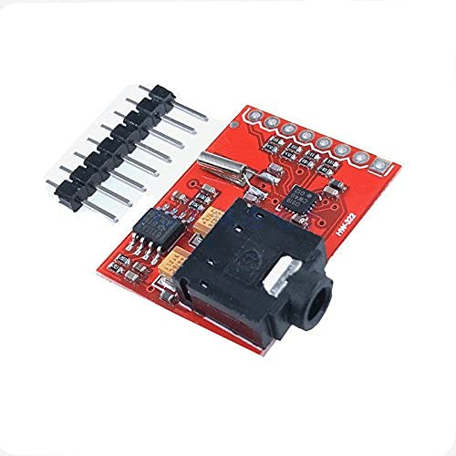 Cobeky Durable Si4703 RDS FM Radio Tuner Evaluation Breakout Board para Arduino AVR PIC Arm