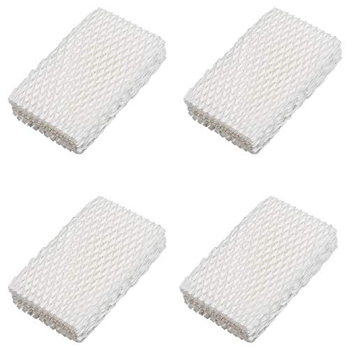 KingBra 4Pcs Replacement Filter Compatible with Relion WF813 Humidifier Wicking Filters