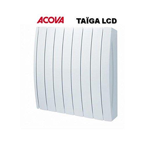 Acova radiator TaïGA LCD Tak, 2000 W