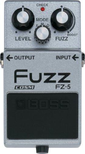BOSS Fuzz Guitar Pedal (FZ-5)
