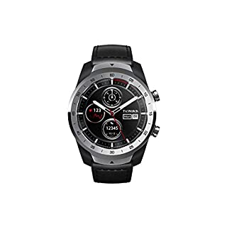 TicWatch Pro - Smartwatch Liquid Silver (B07DQMB5LF) | Amazon price tracker / tracking, Amazon price history charts, Amazon price watches, Amazon price drop alerts