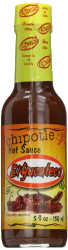 El Yucateco Chipotle Hot Sauce 150ml