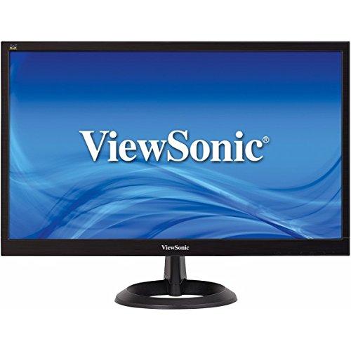 Viewsonic VA2261-2 21,5 Zoll Full HD LED-Flachbildschirm, Schwarz