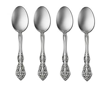 Oneida Michelangelo Dinner Spoons Set of 4