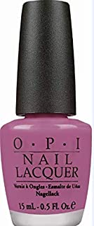 O.P.I Nail Lacquer, A Grape Fit, 15ml