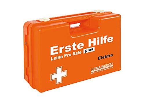LEINAWERKE 38129 Erste Hilfe-Koffer MULTI (Pro Safe plus) Pro Safe plus Elektro, 1 Stk.