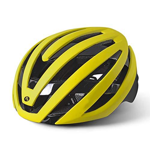 Volwassen fietshelm Specialized Mannen Vrouwen Bescherming van de Veiligheid CE-gecertificeerd Verstelbare Lichtgewicht fiets helm met reflecterende streep