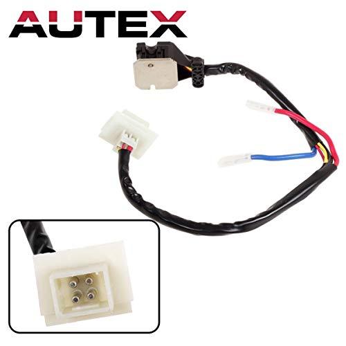 PartsSquare Blower Motor Resistor 2108218351/9140010179#2108218351