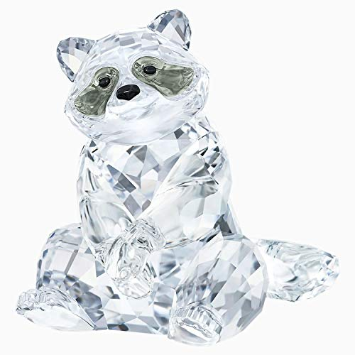 "Swarovski Crystal ""Raccoon"" Figurine New 2018"