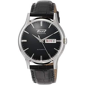 Tissot VISODATE T0194301605101 – Reloj de Mujer de Cuarzo, Correa